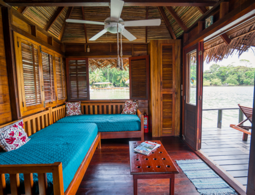 ECLYPSE OVER-THE-WATER BUNGALOW